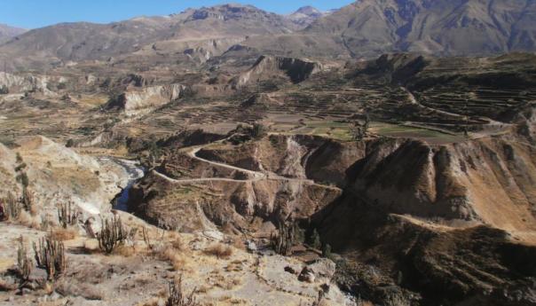 Arequipa, Perú - Cañón del Colca