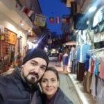 Adriana Delgado Athens, Greece