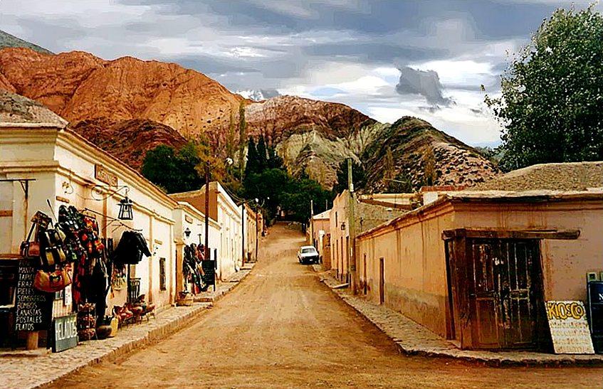 Circuito Norte Argentino En Auto : Circuito mochilero del norte argentino portal