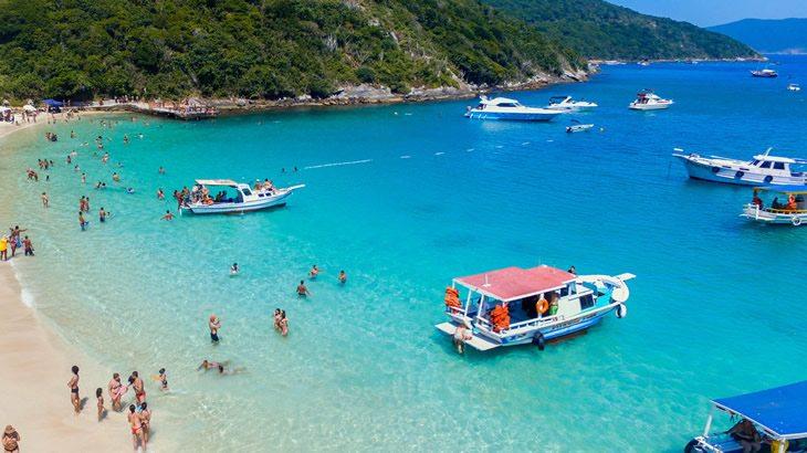 Las 10 mejores playas de Brasil - Portal Mochilero