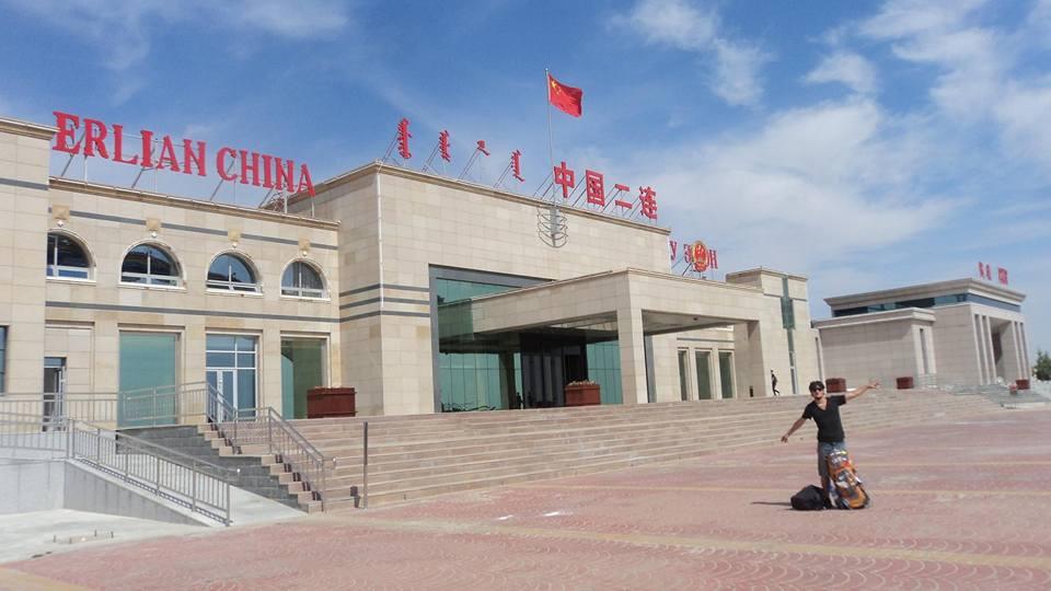Frontera Mongolia-China.