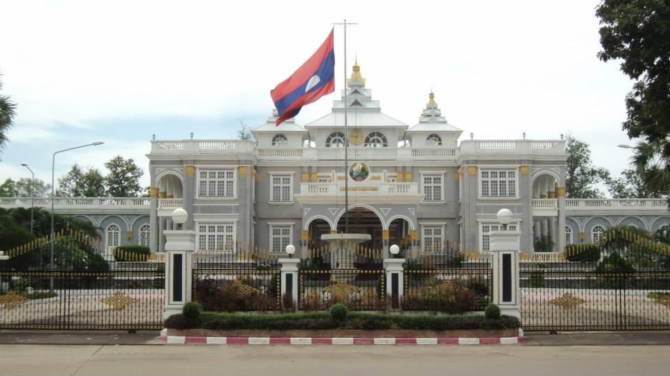 Casa de gobierno, Foto Gonzalo Cazenave