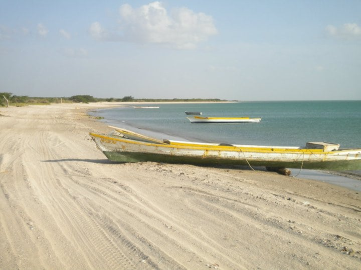 La Guajira . Mejores playas de Colombia.