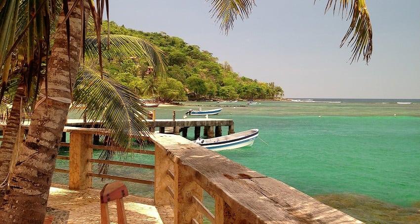 Capurgana. Mejores playas de Colombia.