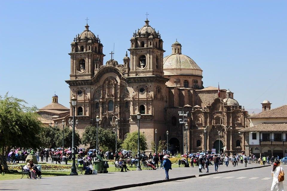 Plaza de Armas Cusco y Catedral. Cusco en 3 Días
