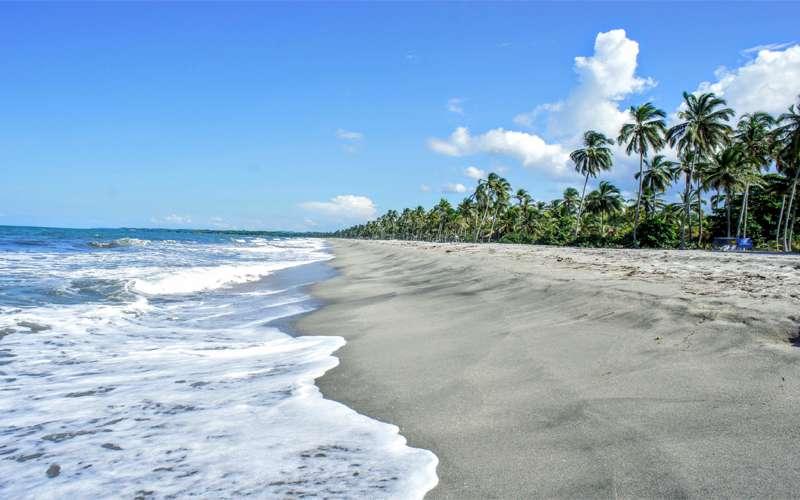 Palomino. Mejores playas de Colombia.