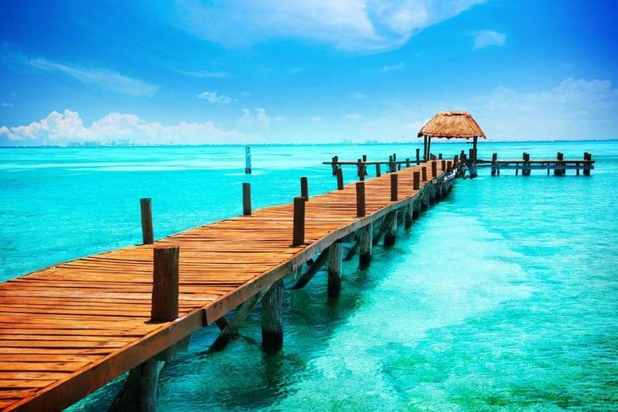 ISLA DE MUJERES. Mejores playas de México