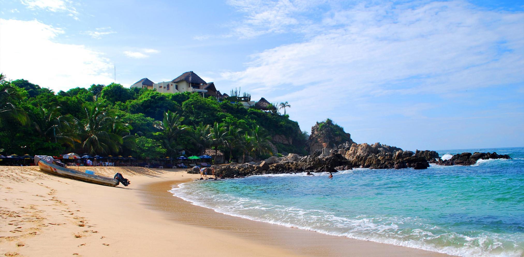 PUERTO ESCONDIDO, OAXACA. Mejores playas de México