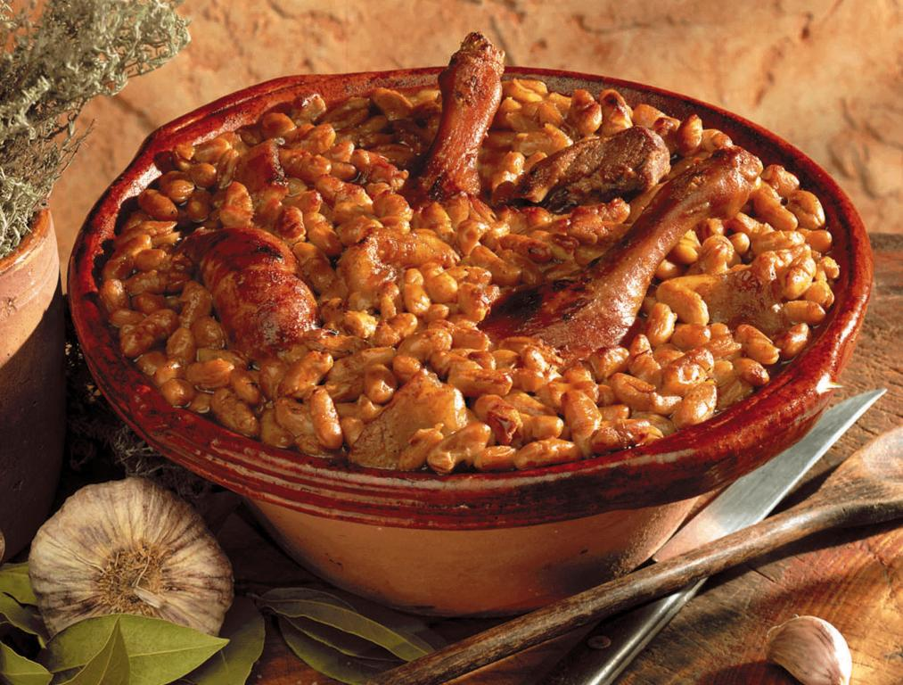 CASSOULET DE CASTELNAUDARY. Las mejores 5 gastronomías del mundo
