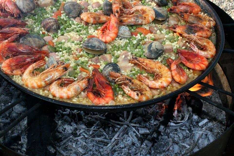 PAELLA VALENCIANA. Las mejores 5 gastronomías del mundo