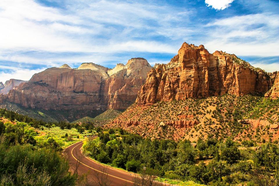 lugares naturales que visitar en Estados Unidos