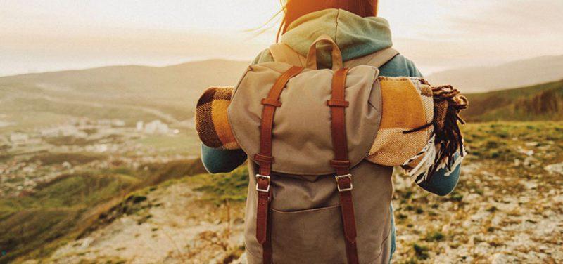 Qué llevar y cómo armar tu mochila