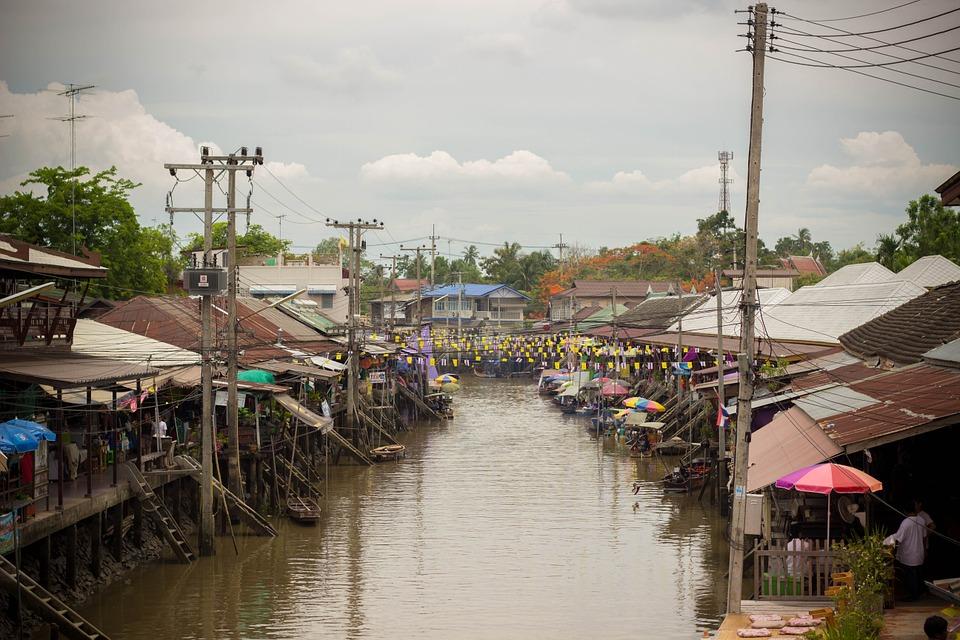 lugares que no puedes perderte en Bangkok