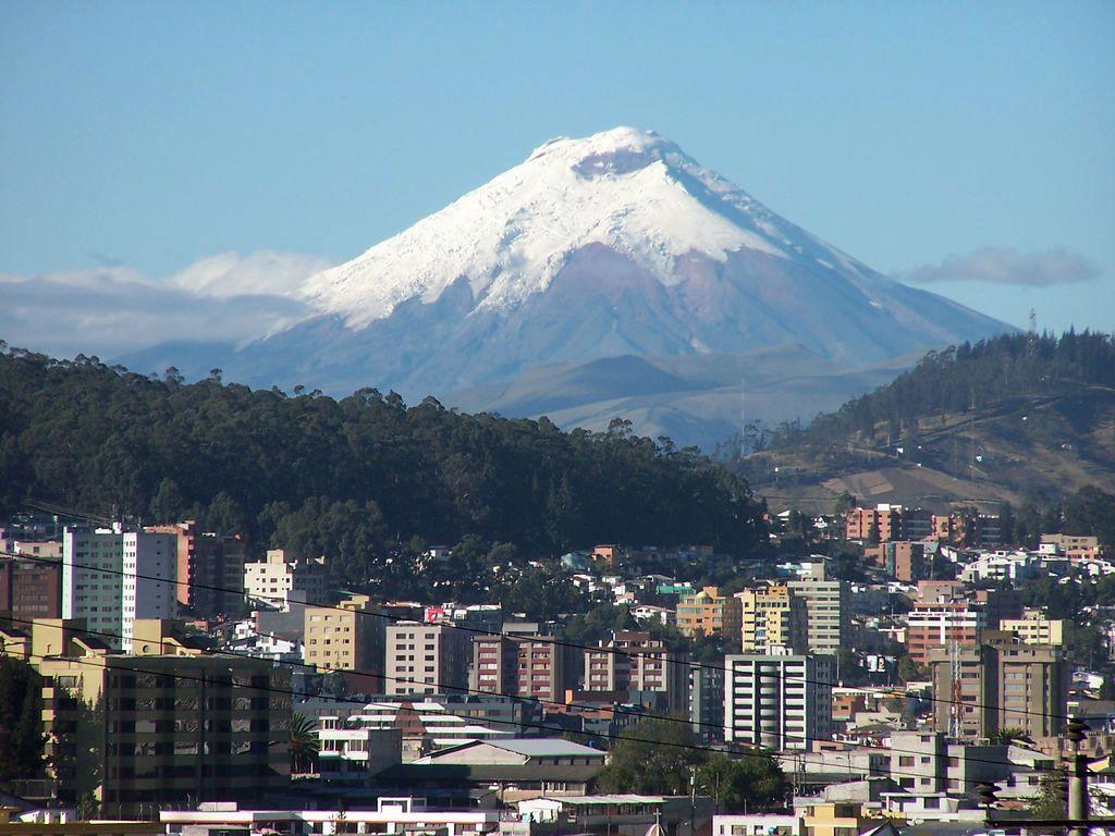 volcan pichincha
