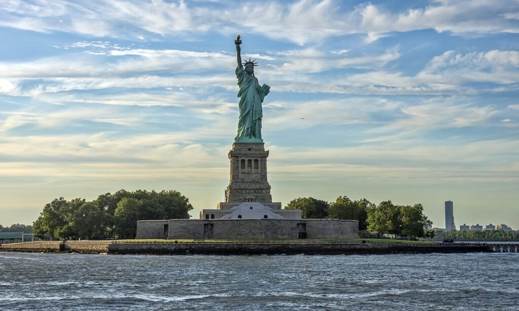 navegar en el río Hudson