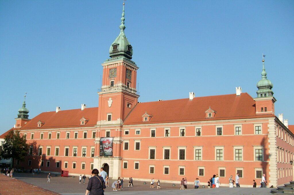 viajar a varsovia