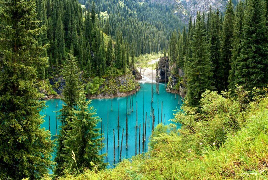 viajar a Kazajistán