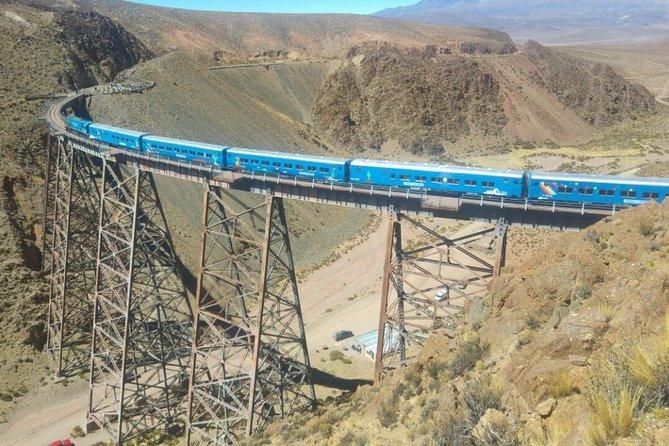 tren de las nubes Argentina